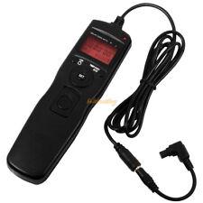 LCD Timer Remote Control fr Canon EOS 5D Mark III 5D II 7D 6D 1Ds IV 50D 40D 30D