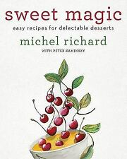 Sweet Magic: Easy Recipes for Delectable Desserts-ExLibrary