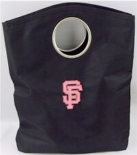 S F GIANTS/GENENTECH Strike Out Cancer Tote Bag