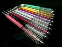 Colourful Crystal 2 in 1 Stylus Ballpoint Pen Made with Fashion ELEMENTS
