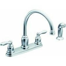 Moen CA87888 High-Arc Kitchen Faucet from the Caldwell Collection, Chrome