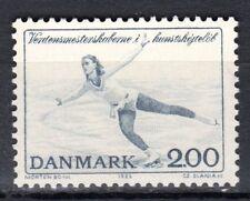 Denmark - 1982 Figure skating championship - Mi. 747 MNH