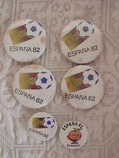 MONDIALI CALCIO MONDIALE MUNDIAL ESPANA '82 SPAGNA SPILLE DISTINTIVI COPPA MONDO