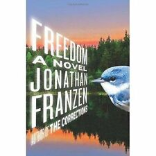 BOOK/AUDIOBOOK CD Jonathan Franzen Fiction FREEDOM