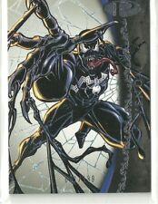 2012 Upper Deck Marvel Premier #41 Venom Base Card Serial #ed 1 / 199 First Made