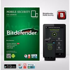 Bitdefender Mobile-Security 2019 1 User 6 Months Multi-Language