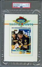 1993 Stadium Club Master Photo RAY BOURQUE Members Only PSA 10 GEM MINT Pop 1