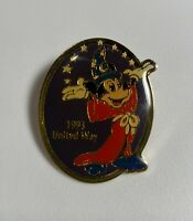 Disney Pin - 1993 United Way - Sorcerer Apprentice Mickey Mouse - Fantasia