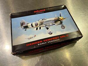 Eduard 1/48 Hawker Tempest Mk V 8074 PLUS EXTRAS