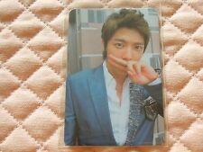 (ver. Donghae) Super Junior 5th Album Mr.Simple Photocard KPOP