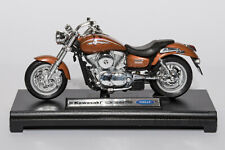 Diecast Model Motorcycle Triumph Daytona 600 - Grey by Welly 1 18
