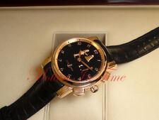 Ulysse Nardin Hourstriker Chime 42mm 18k Rose Gold Black Dial 756-88/E2 Complete