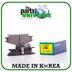 Front Brake Pad for Hyundai Accent Excel Part: 58115241S0