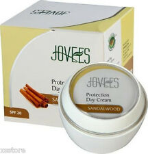 50 gm Jovees Sandalwood Protection SPF 20 Day Cream Shield Skin from Tanning ECL