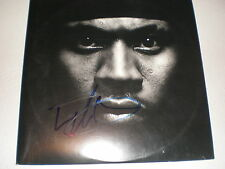 L L Cool J LP All World AUTOGRAPHED