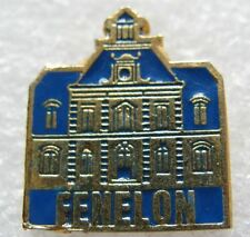 Pin's SCI FENELON Maison Hotel Ville  #557