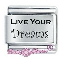 DAISY CHARM by JSC Italian Charms - LIVE YOUR DREAMS