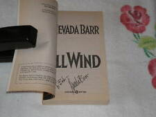 Ill Wind by Nevada Barr    -signed- -pb-