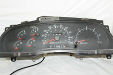 Speedometer Instrument Cluster 99-01 Ford F250/F350/F450/F55SD 177,608 Miles