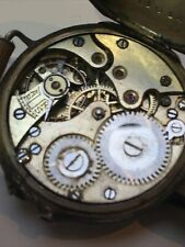 Vintage Silver Watch Early 20th Century