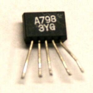 2SA798 Original Pulled Mitsubishi Transistor A798