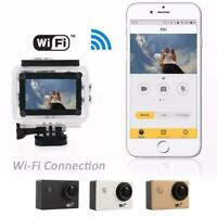 "SJ9000 WiFi 2.0"" 4K HD 1080P Sport Action Camera DV Cam DVR Camcoder Waterproof"