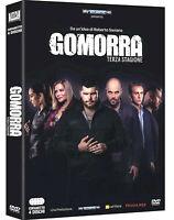 GOMORRA 3 - TERZA STAGIONE (4 DVD) SERIE TV CULT ITALIANA