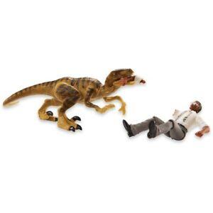 Mattel Creations Jurassic Park Final Scene Ray Arnold Confirmed Order 2021 SDCC