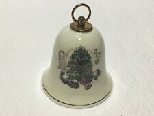 Konitz Christmas Musical Bell Silent Night 1994 Porcelain Made In Germany