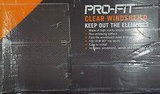 """Pro-Fit PF12323 TXT 1996-2013.5 Clear Windshield Fits OEM 80"""" Top Strut"""