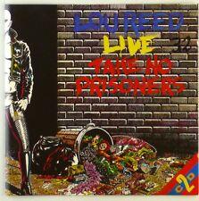2x CD - Lou Reed - Lou Reed Live - Take No Prisoners - A5994