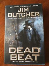 Dresden Files: Dead Beat Bk. 7 - Jim Butcher (2005, Hardcover) - 1st Ed/1st  Pr