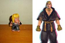 Ken street fighter 2 Figure * Big Head * Nintendo-SEGA - - Video Game-Retro