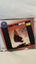 Verdi: Simon Boccanegra/Claudio Abbado 2CD 1997 Deutsche Grammophon w/books MINT