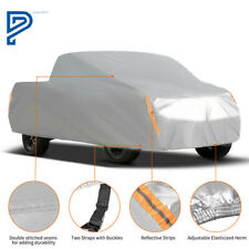 Universal Fit Pickup Truck Cover Sun UV Rain Resistant All Weather Anti Snow NEW