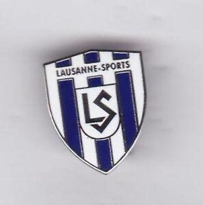 Lausanne Sport ( Switzerland ) - lapel badge brooch fitting
