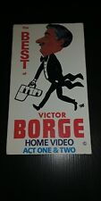 The Best of Victor Borge - Act One and Two (VHS, 1994)