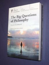 Teaching Co Great Courses DVDs      BIG QUESTIONS of PHILOSOPHY     new & sealed