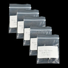 5 Bag Dental AZ Orthodontic Ortho Roth 022 Band & Buccal Tubes 36+ # U3/L2