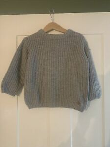 ZARA Boys Knit Jumper Size 2-3
