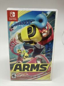 Arms (Nintendo Switch, 2017) pre-owned