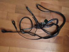 Hdr Pro Pln Rsd Padded Bridle 5/8 Leced Reins Horse