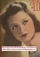 1942 1943 1944 Geburtstagszeitung Elle et Lui / 75. 74. 73. Geburtstag Geschenk