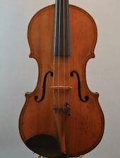 Antique Jacques Bocquay Violin Crafted in Paris, France 1720