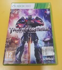 Transformers The Dark Spark GIOCO XBOX 360 VERSIONE ITALIANA