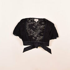 Karen Millen Damen Bluse Hemd Top Shirt Blouse Gr.36 Poncho Bolero, 51729