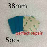 5PCS Front LCD Sticker For iWatch Watch Waterproof Adhesive Tape Glue 38mm