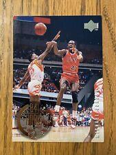 1995 Upper Deck Michael Jordan #137 '84 '85 Rookie Years Bulls HOF Last Dance