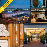 3 Tage 2P Stuttgart 4★ Hotel Wyndham Kurzurlaub Hotelgutschein Urlaub Fitness