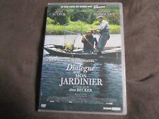 "DVD ""DIALOGUE AVEC MON JARDINIER"" Daniel AUTEUIL Jean-Pierre DARROUSSIN / BECKER"